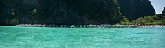 Alone on a tropical Island........ Koh Phi Phi Lee