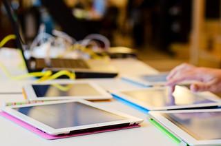 iPad 2 group test setup | by Arne Kuilman