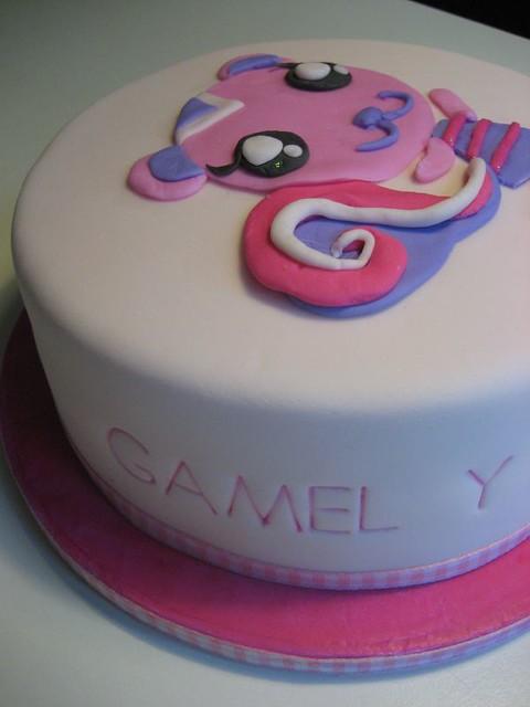Excellent Animal Crossing Birthday Cake Bathbabycakes Com Flickr Personalised Birthday Cards Veneteletsinfo