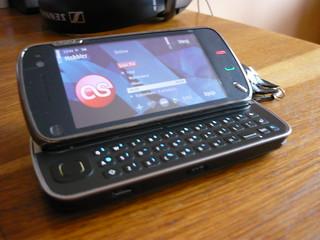 Mobbler running on N97