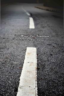 Dimana Ada Kemahuan Di Situ Ada Jalan Tmn Tasik Perdana Flickr