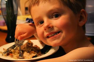 Dinner Menu: Yak Wellington- Kimberly Style | by k i m b e r l y