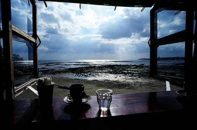The Sea Comes
