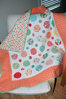 candy buttons quilt | by spunsugarquilts