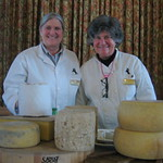 Peg Smith and Sue Conley of Cowgirl Creamery