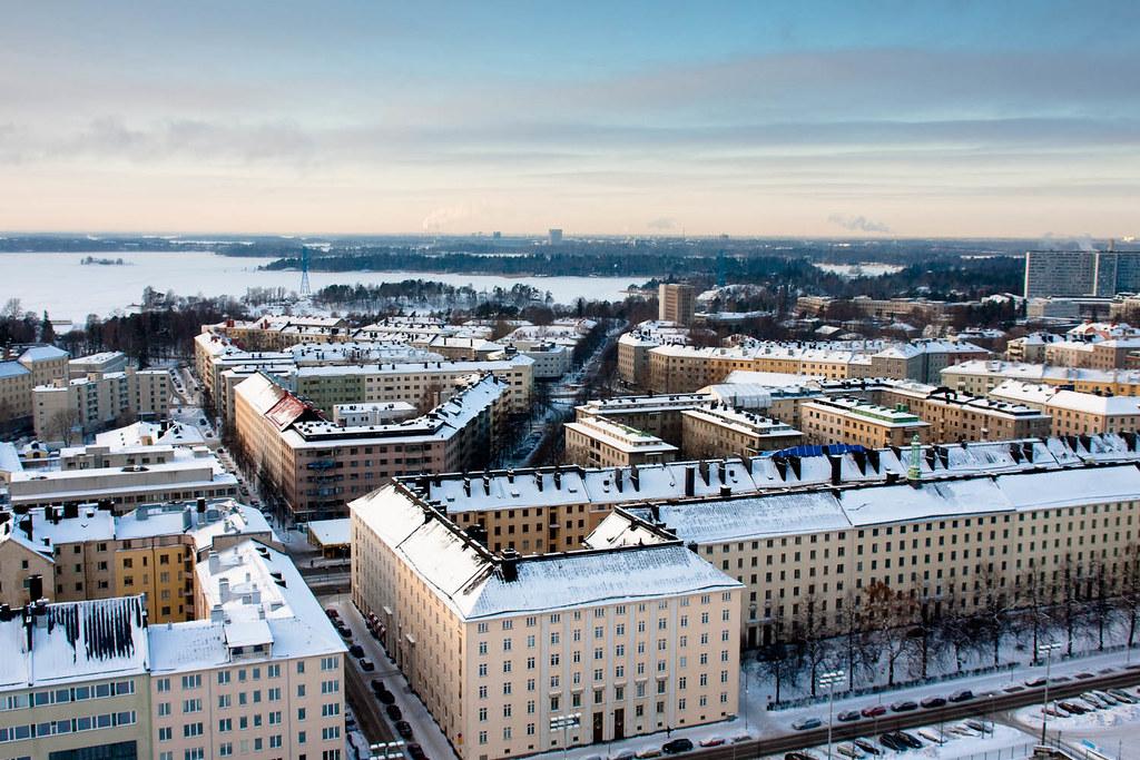 Helsinki Talvi