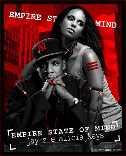 Resultado de imagem para alicia keys empire state of mind