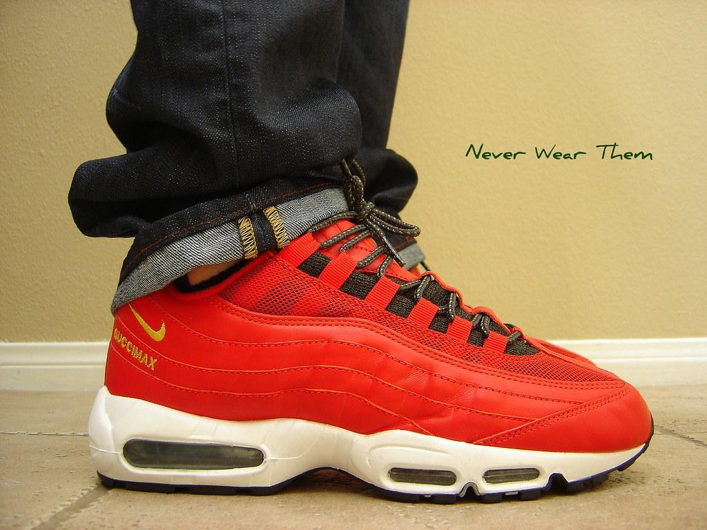 online retailer e78c3 a7e0d Nike Air Max Gucci 95 | Edwin Barrera Jr. | Flickr