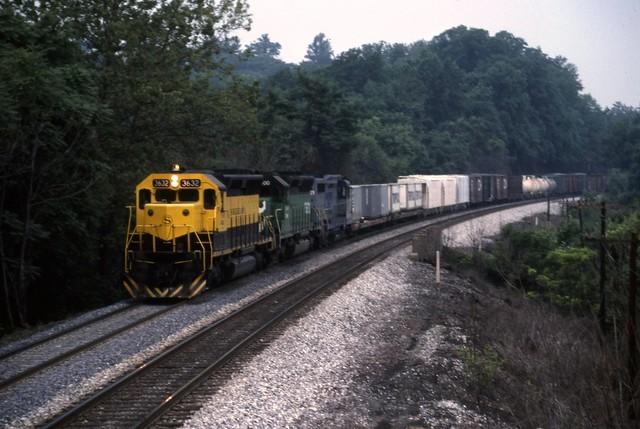 The Susquehanna Train