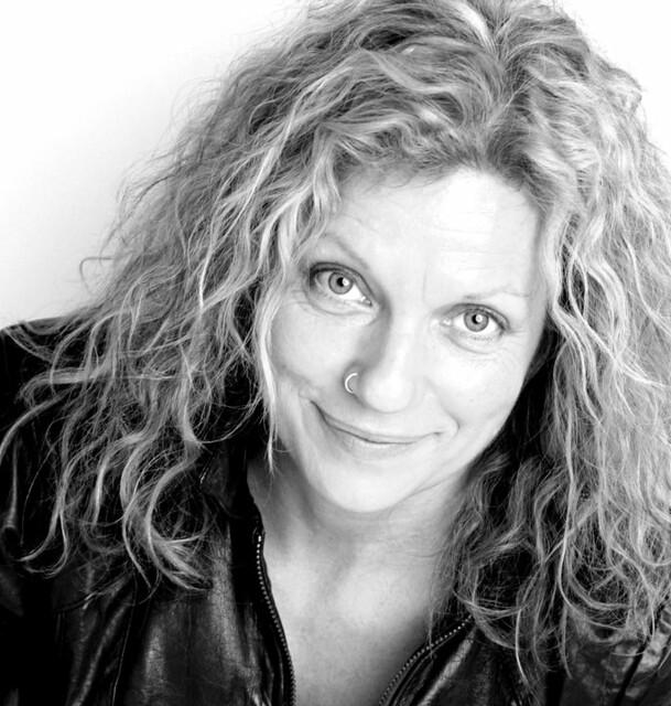 Lori Dell, Visual Artist, Painter, Voice Empowerment Client