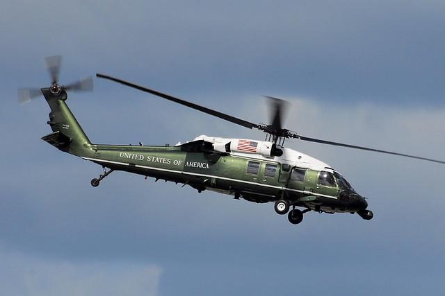 163263 VH-60N US Marine Corps