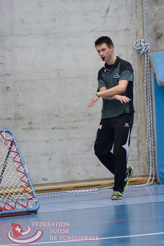 Val-de-Ruz Flyers - Chambésy Panthers | by Swiss Tchoukball