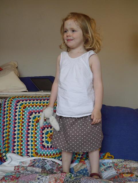 Butterfly Skirt 3T