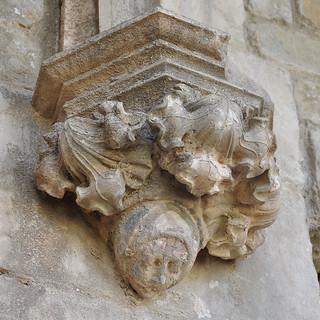 Canònica de Sant Pere d'Àger (Noguera)   by Monestirs Puntcat