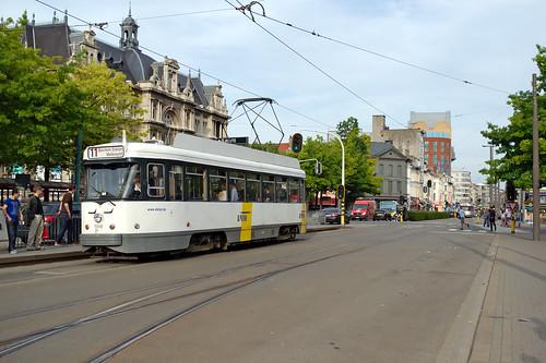 De Lijn 7018 - Antwerpen
