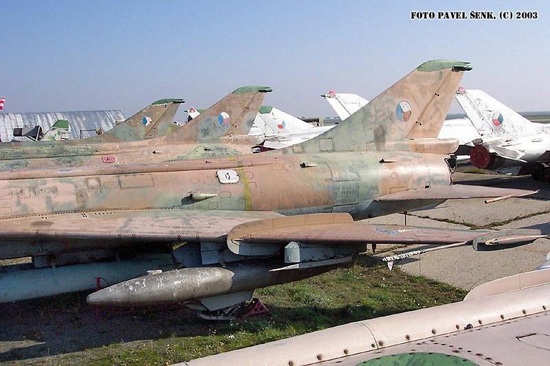 Sukhoi Su-7 2
