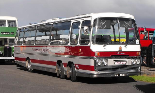 VAL 466G, Bedford VAL, Plaxton Body (1)
