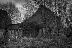 'The abandoned farm'