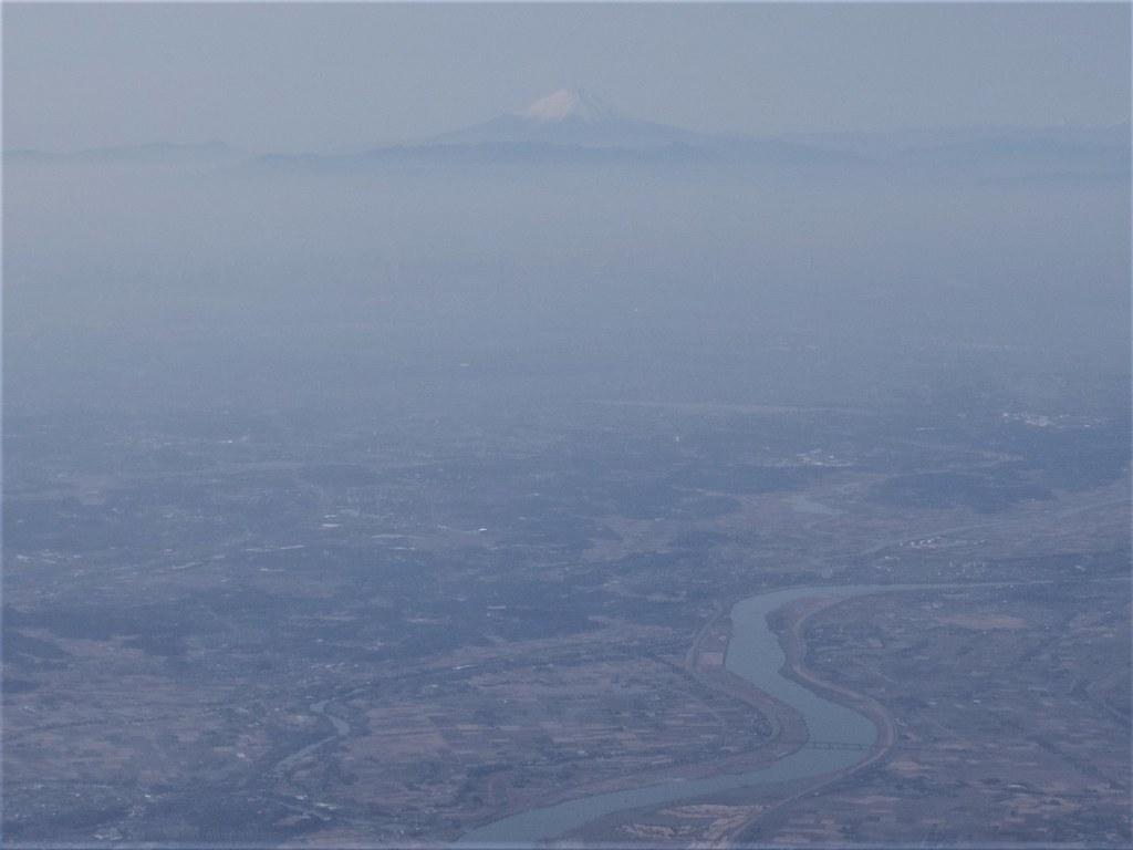 tiger air Taiwan富士山3