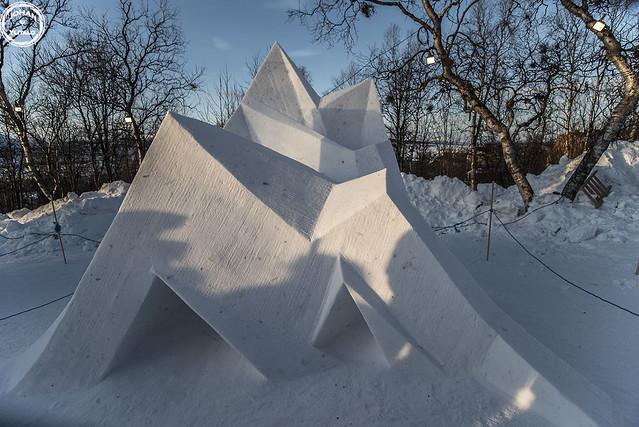 Kiruna snöfestival 2017
