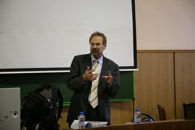 Апр 1 2015 - 15:24 - Кристофер Меррилл в Литинституте