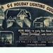 1950's GE Christmas Lighting Guide