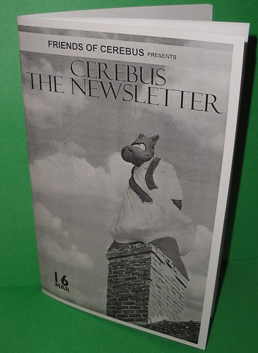 Cerebus the Newsletter #16 | by cerebusfangirl