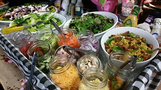 Catering: Salad Bar | by thegoddessandgrocer