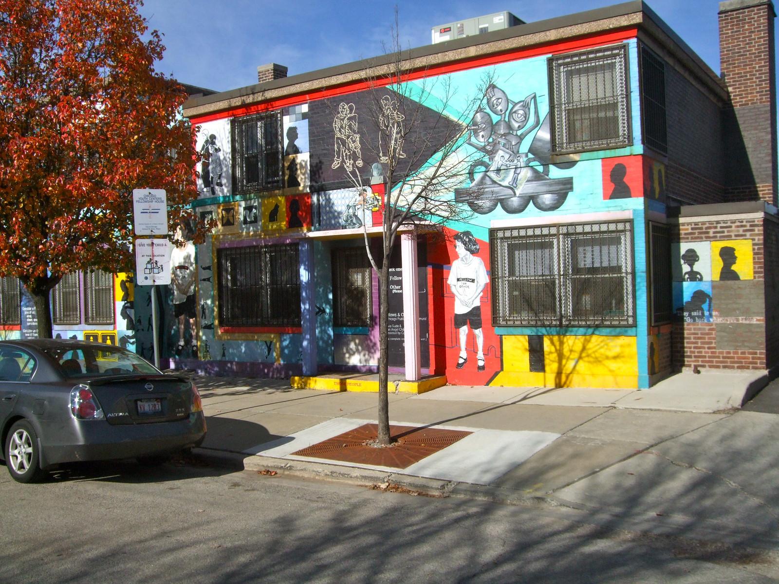 Art in Bridgeport