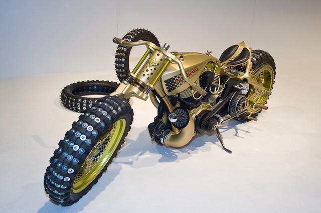 Motorcycle V Power