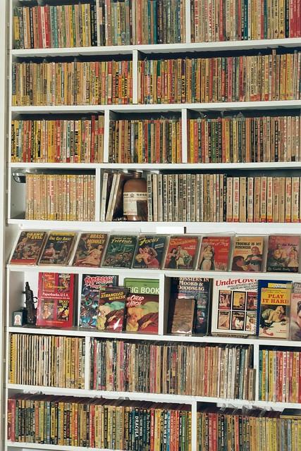 My paperback corner