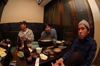 NAGOYA33 忘年会 @らむちぃ   by senes23
