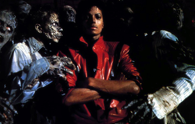 Thriller Video Picture