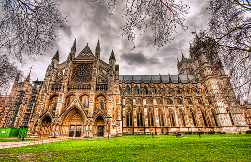 westminster abbey by hjjanisch