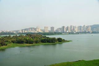 Powai Lake from the Renaissance Hotel | by Ernest W Adams