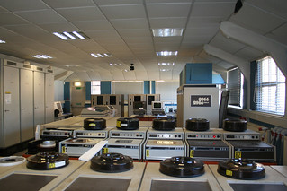 Old ICL mainframe computers @ Bletchley Park