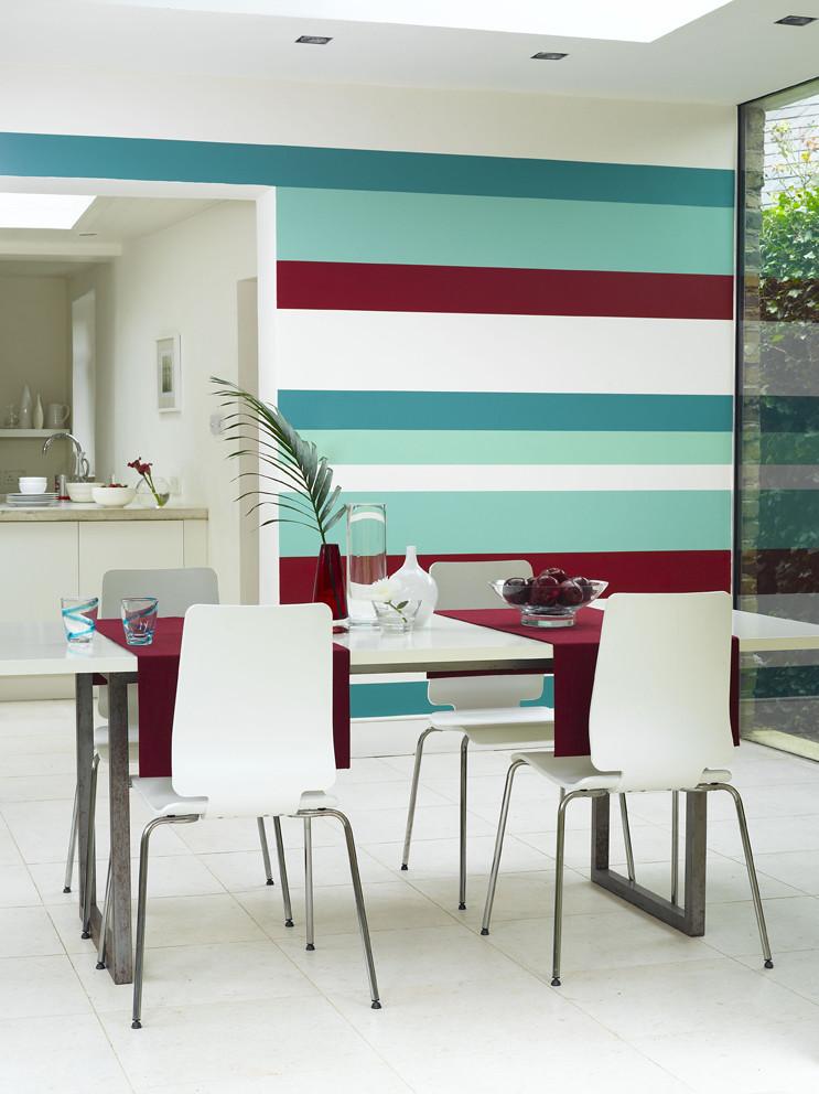 Kitchen Stripe More Wallpaper Designs Were Very Happy For Flickr