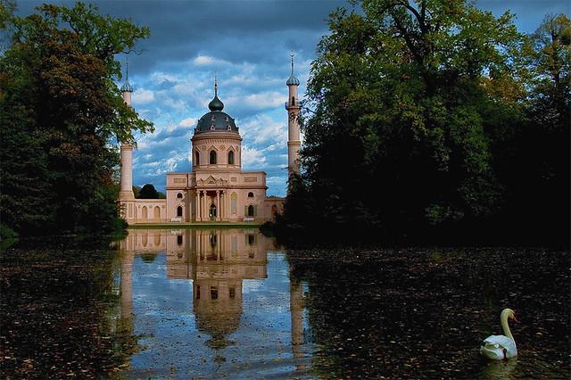 Schwetzinger Moschee / Schwetzingen Camii
