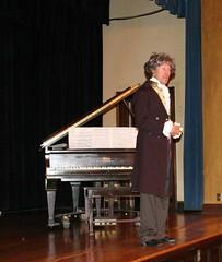 Herr Beethoven, presented by Jeff Briar