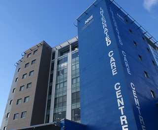 Cheapside: Integrated Care Centre 01