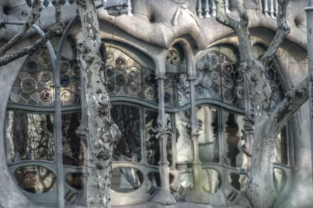 Casa Batlló  detail