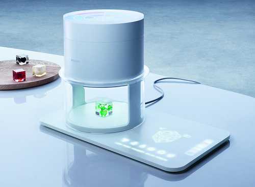 Design Probe - Creative Cooking (Food Printer) | by Cea.