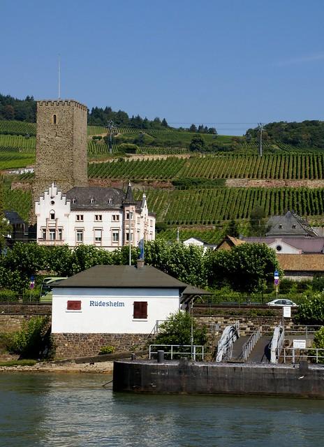Rüdesheim, Boosenburg