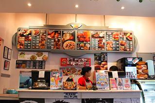 Inside Biggs Diner   by karlaredor