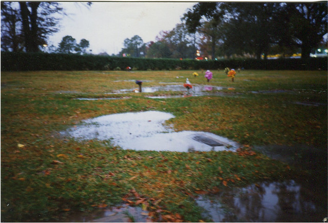 Gram Parsons grave 1993
