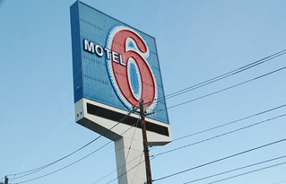 Motel 6 - Tropicana   by Old Shoe Woman