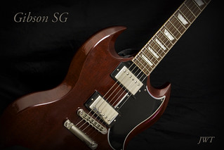 Gibson SG   by John W. Tuggle