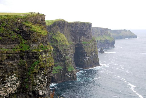 cliffs of insanity (moher) | by hopemeng