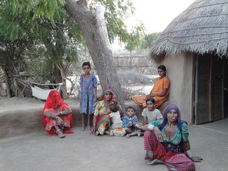 Bishnoi Villagers, October 23rd, outside Jodhpur (3) | by TL Thompson