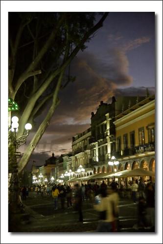 Popocatépetl y La Joya